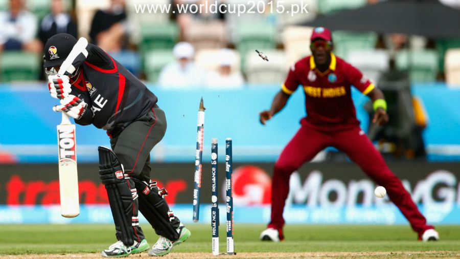 West Indies Vs UAE